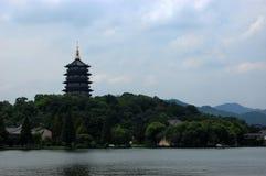pagoda leifeng Стоковые Изображения