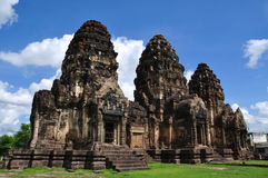 Pagoda Lopburi Fotografie Stock Libere da Diritti