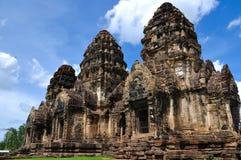Pagoda Lopburi Fotografia Stock Libera da Diritti