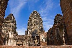 Pagoda in Lopburi of Thailand Royalty Free Stock Photos