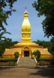 Pagoda. Loung Por Cha (Thai name) stupa Wat Nong Pa  Pong  Ubonratchathanee  Thailand Stock Photos