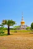 Pagoda Maha Sarakham Tailandia Fotografia Stock