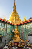 Pagoda on The Mandalay Hill Stock Images
