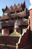 pagoda mandalay myanmar стоковые изображения rf