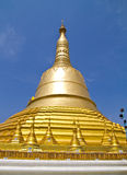 Pagoda in Myanmar. Royalty Free Stock Photography