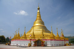 Pagoda in Myanmar Royalty Free Stock Images