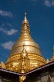 Pagoda in Myanmar Fotografia Stock Libera da Diritti
