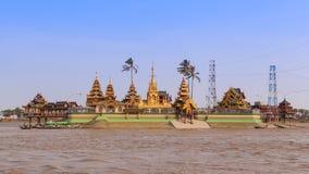 Pagoda names Stock Photos