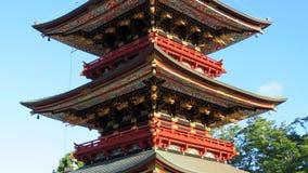 Pagoda of Naritasan Shinshoji Temple in Japan Royalty Free Stock Photos