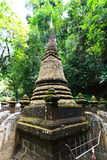Pagoda in the national park Stock Image