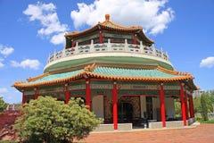 Pagoda, Norfolk. Chinese pagoda in Norfolk, Virginia Royalty Free Stock Images