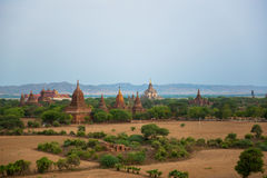 Pagoda of old Bagan ancient city Stock Photo