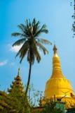 Pagoda Paya di Shwemawdaw Pegu nel Myanmar burma fotografie stock libere da diritti
