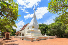 Pagoda at Phra That Si Song Rak temple, Loei, Thailand. Pagoda at That Si Song temple, Thailand Stock Image