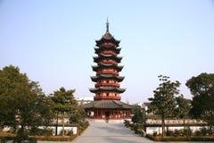 pagoda pradawnych, Obraz Royalty Free