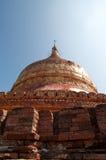 Pagoda przy Bagan w Myanmar Zdjęcia Stock
