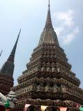 Pagoda przy wata pho świątynią obrazy royalty free