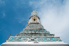 Pagoda przy Watem Phra Kaew Zdjęcia Stock