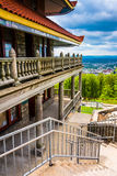 The Pagoda in Reading, Pennsylvania. Stock Images