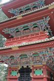 Pagoda at Rinnoji Temple/Nikko. The Pagoda at Rinnoji Temple/Nikko Stock Images