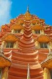 Pagoda roja Imágenes de archivo libres de regalías