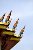 Pagoda roof Stock Photos