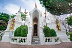 Pagoda in the Royal Palace thai Royalty Free Stock Photography