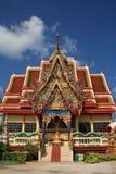Pagoda, Samui, Tailândia imagem de stock royalty free