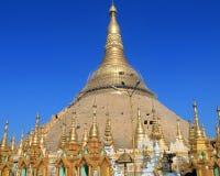 Pagoda Shwedagon Стоковое фото RF