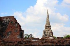 Pagoda sous le ciel bleu Photos libres de droits