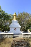 pagoda stile tibetano, adobe rgb Immagine Stock Libera da Diritti
