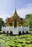 Pagoda at Suan Luang Rama IX Royalty Free Stock Image