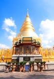 Pagoda Sunlit Photographie stock
