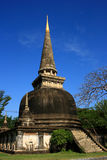 Pagoda tailandês Foto de Stock