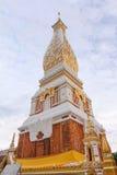 Pagoda tailandês Fotografia de Stock