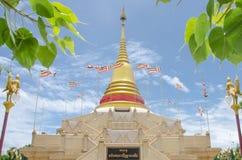Pagoda tailandês Imagens de Stock Royalty Free