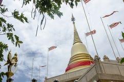 Pagoda tailandês Foto de Stock Royalty Free