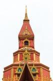 Pagoda tailandesa Fotografía de archivo libre de regalías