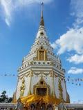 Pagoda tailandesa vieja fotografía de archivo libre de regalías