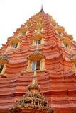 Pagoda tailandese Immagine Stock
