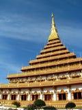 Pagoda tailandese Fotografia Stock