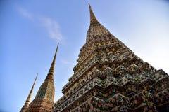 Pagoda Tailandia Foto de archivo libre de regalías