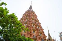 pagoda tajska Fotografia Royalty Free