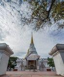 Pagoda at Tang Kuan Mountain. Pagoda at Tang Kuan Mountain of Songklha Province, Thailand Royalty Free Stock Photo