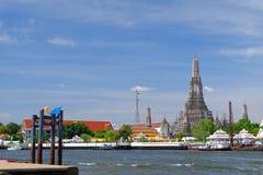Pagoda in tempio di Arrun Immagine Stock Libera da Diritti