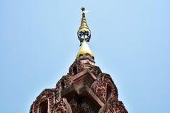 Pagoda temple Stock Photo