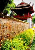 Pagoda, Hanoi, Vietnam Stock Images