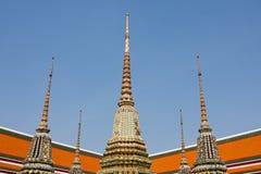 Pagoda temple thai Stock Image