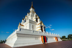 Pagoda temple. Pagoda of temple in Thailand Stock Image