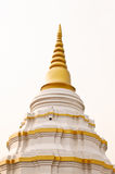 Pagoda temple Thailand. On top of the pagoda temple Thailand Stock Photography